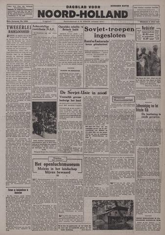 Dagblad Noord-Holland, Schager editie 1942-07-17
