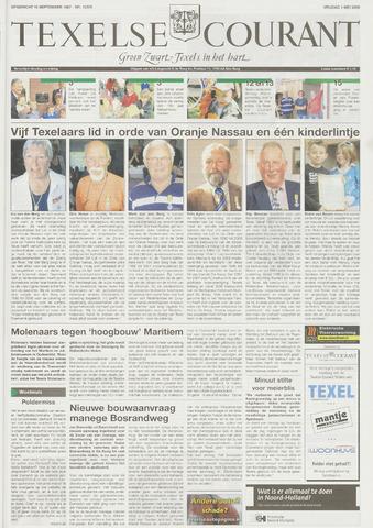 Texelsche Courant 2009-05-01