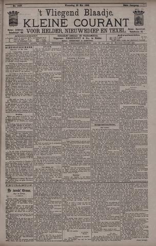 Vliegend blaadje : nieuws- en advertentiebode voor Den Helder 1896-05-20