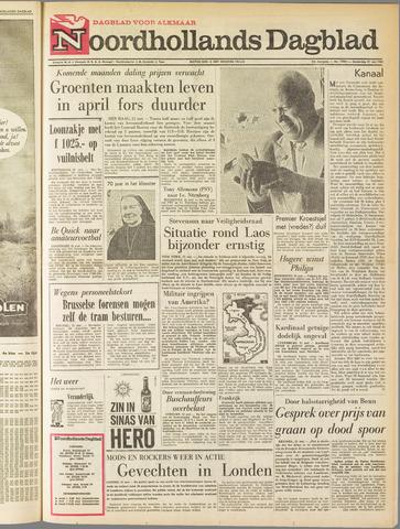 Noordhollands Dagblad : dagblad voor Alkmaar en omgeving 1964-05-21