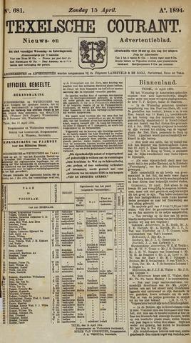 Texelsche Courant 1894-04-15