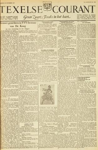 Texelsche Courant 1957-11-30