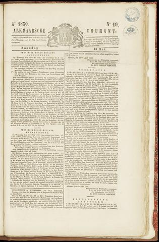 Alkmaarsche Courant 1850-05-13