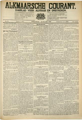 Alkmaarsche Courant 1930-03-26