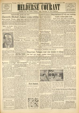 Heldersche Courant 1950-03-15