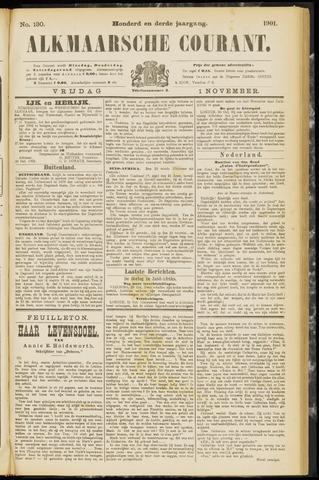 Alkmaarsche Courant 1901-11-01