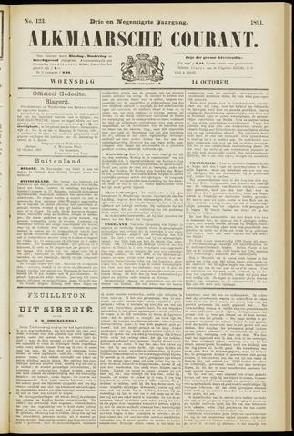 Alkmaarsche Courant 1891-10-14