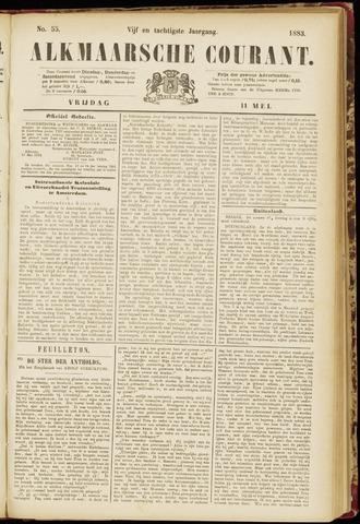 Alkmaarsche Courant 1883-05-11