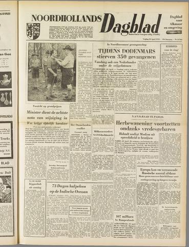 Noordhollands Dagblad : dagblad voor Alkmaar en omgeving 1953-04-24