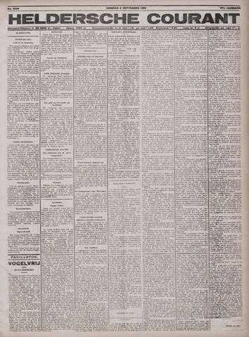 Heldersche Courant 1919-09-02