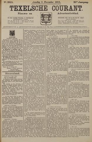 Texelsche Courant 1911-11-05