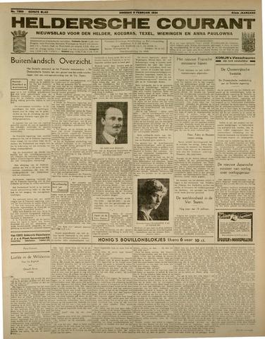 Heldersche Courant 1934-02-06