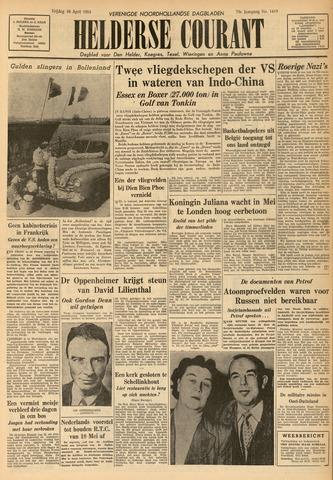 Heldersche Courant 1954-04-16