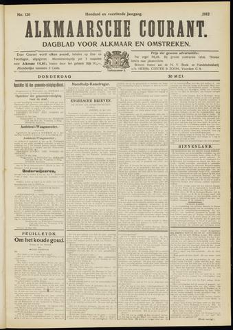 Alkmaarsche Courant 1912-05-30