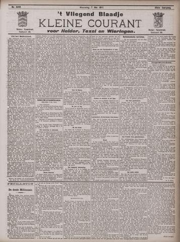 Vliegend blaadje : nieuws- en advertentiebode voor Den Helder 1902-05-07