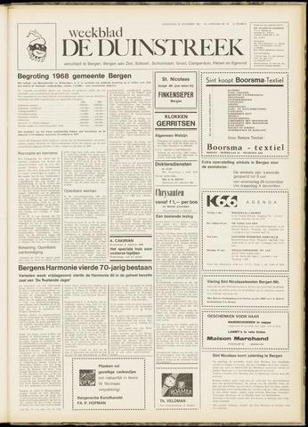 De Duinstreek 1967-11-23