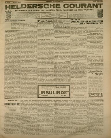 Heldersche Courant 1931-10-31