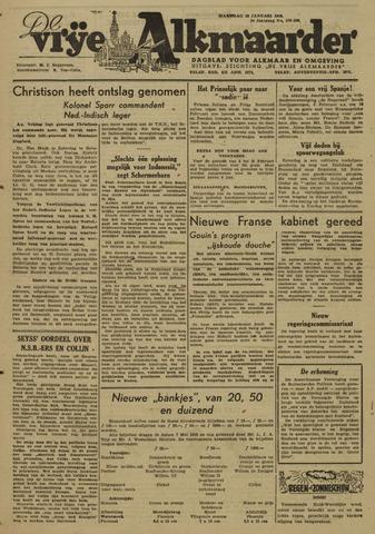 De Vrije Alkmaarder 1946-01-28