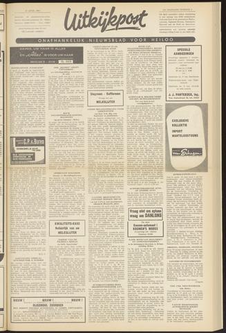 Uitkijkpost : nieuwsblad voor Heiloo e.o. 1964-04-16