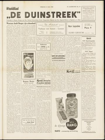De Duinstreek 1960-07-22