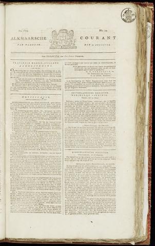 Alkmaarsche Courant 1823-08-18
