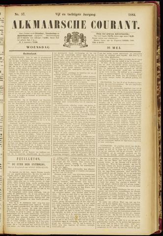Alkmaarsche Courant 1883-05-16