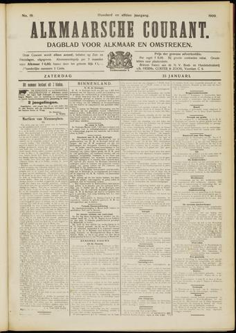 Alkmaarsche Courant 1909-01-23