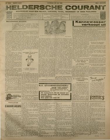 Heldersche Courant 1931-07-25