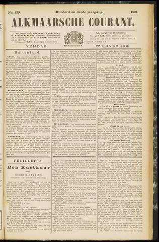 Alkmaarsche Courant 1901-11-22
