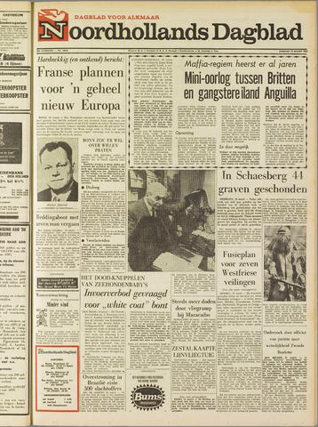 Noordhollands Dagblad : dagblad voor Alkmaar en omgeving 1969-03-18