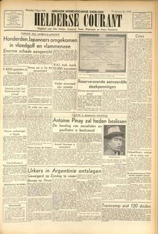 Heldersche Courant 1952-03-05