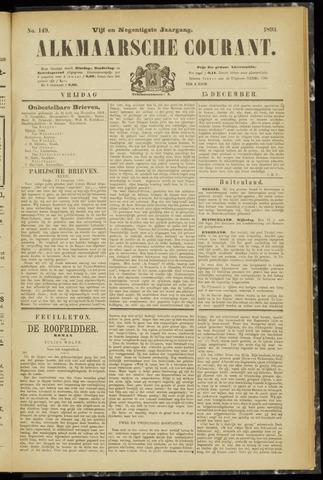 Alkmaarsche Courant 1893-12-15