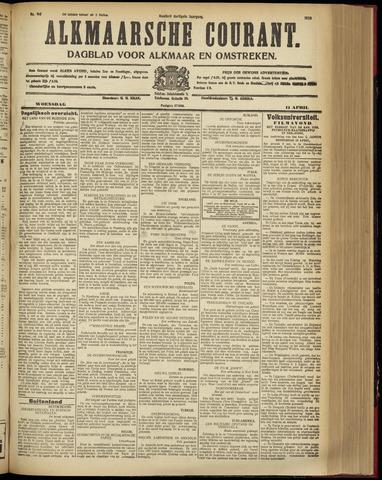Alkmaarsche Courant 1928-04-11