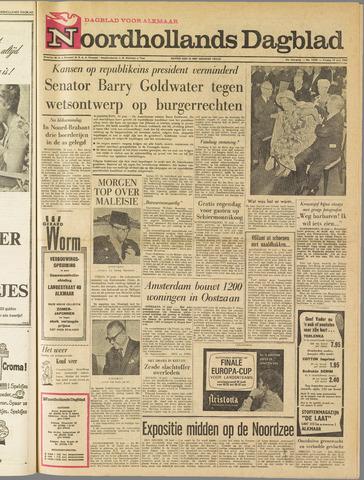 Noordhollands Dagblad : dagblad voor Alkmaar en omgeving 1964-06-19