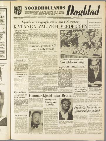 Noordhollands Dagblad : dagblad voor Alkmaar en omgeving 1960-07-26