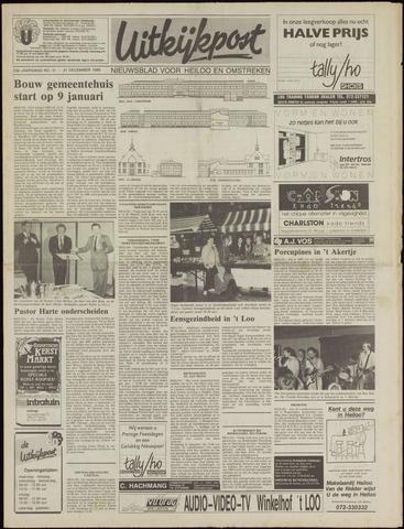 Uitkijkpost : nieuwsblad voor Heiloo e.o. 1988-12-21