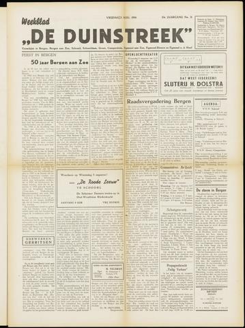 De Duinstreek 1956-08-03