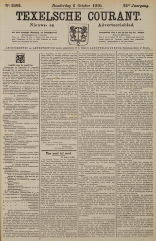 Texelsche Courant 1910-10-06