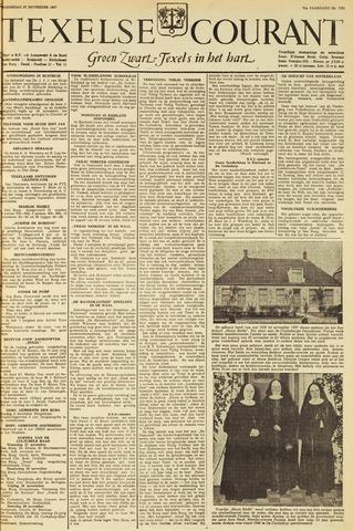 Texelsche Courant 1957-11-27