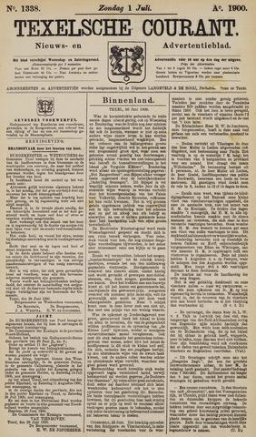 Texelsche Courant 1900-07-01