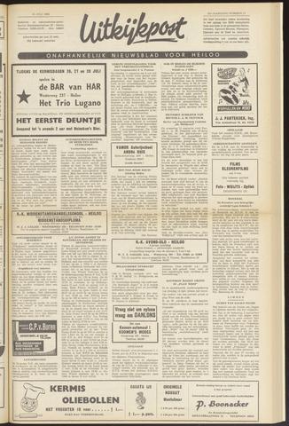 Uitkijkpost : nieuwsblad voor Heiloo e.o. 1964-07-23