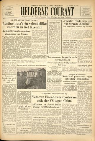 Heldersche Courant 1954-11-09