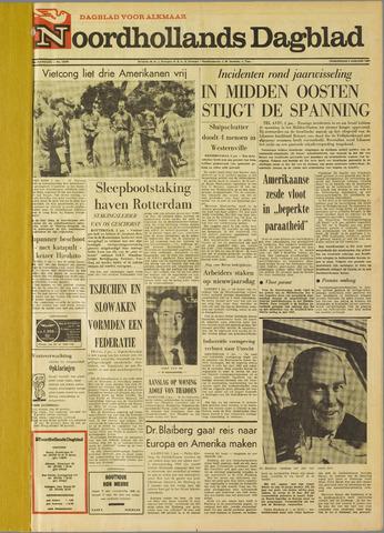 Noordhollands Dagblad : dagblad voor Alkmaar en omgeving 1969-01-02