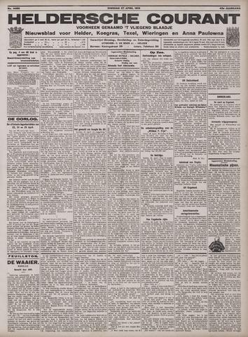 Heldersche Courant 1915-04-27