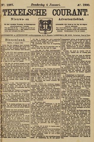 Texelsche Courant 1900-01-04