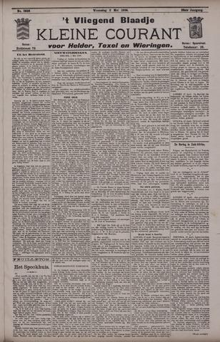 Vliegend blaadje : nieuws- en advertentiebode voor Den Helder 1900-05-02