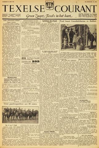 Texelsche Courant 1952-06-21