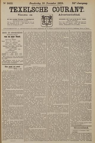 Texelsche Courant 1910-11-10