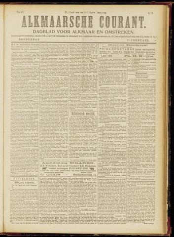 Alkmaarsche Courant 1919-02-20