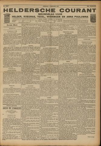Heldersche Courant 1921-02-01
